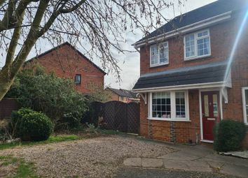 Thumbnail 3 bed terraced house for sale in St Catherines Road, Evesham
