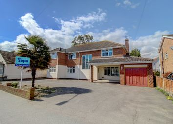 Thumbnail 4 bed detached house for sale in Burnham Road, Southminster