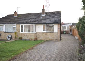 Thumbnail 4 bed semi-detached bungalow for sale in Milton Close, Calder Grove, Wakefield, West Yorkshire