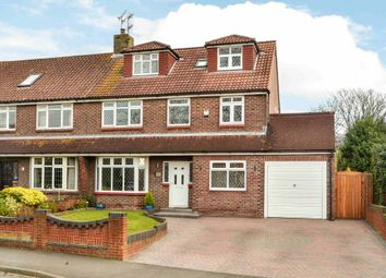 5 bed semi-detached house for sale in Lower Drayton Lane, Drayton, Portsmouth PO6