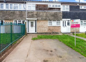 Thumbnail 3 bedroom terraced house for sale in Longley Walk, Chelmsley Wood, Birmingham