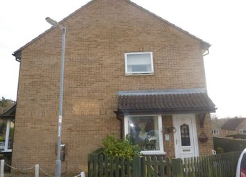 Thumbnail 1 bed end terrace house to rent in Acres Way, Drayton, Norwich