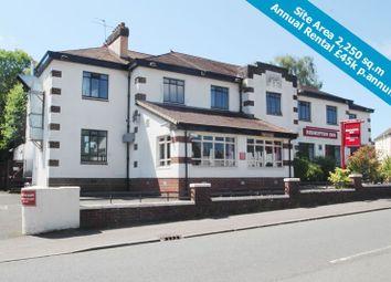 Thumbnail Commercial property for sale in 2, Greenock Road, Bishopton Inn, Bishopton PA75Jn
