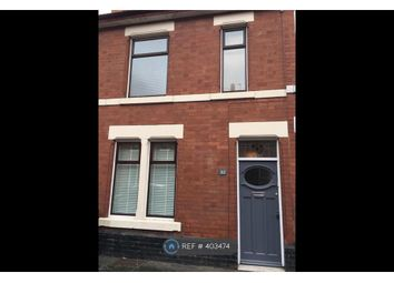 Thumbnail 4 bed terraced house to rent in Stanley Street, Derby