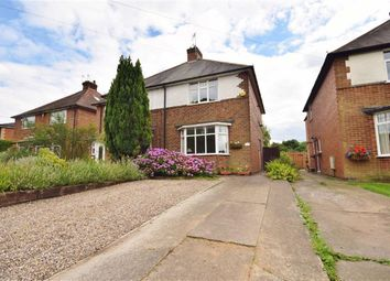 Thumbnail 2 bedroom semi-detached house for sale in Linby Lane, Papplewick, Nottingham