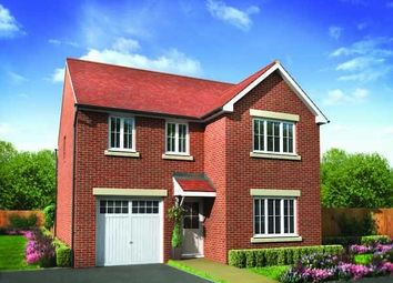 "Thumbnail 4 bed detached house for sale in ""The Keating"" at Surtees Drive, Willington, Crook"