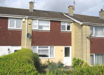Thumbnail 4 bed terraced house for sale in Hillcrest Drive, Southdown, Bath