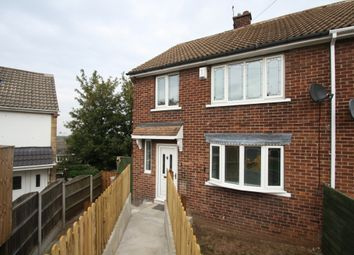 Thumbnail 3 bed semi-detached house to rent in Violet Avenue, Edlington, Doncaster