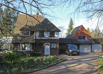 Thumbnail 4 bed detached house to rent in Bouverie Road, Chipstead, Coulsdon