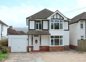 Thumbnail 3 bed detached house to rent in Sidford Road, Sidmouth