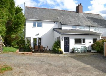 Thumbnail 4 bed cottage for sale in Lletty, Bwlch-Y-Ffridd, Newtown, Powys