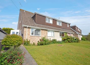 Thumbnail 4 bedroom semi-detached house for sale in Elm Tree Road, Locking, Weston-Super-Mare