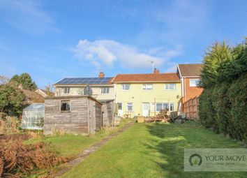 Thumbnail 3 bed terraced house for sale in Kells Acre, Geldeston, Beccles
