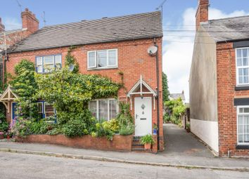 3 bed semi-detached house for sale in North Street, Melbourne, Derby DE73
