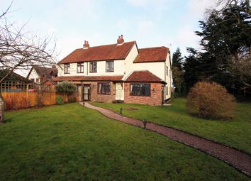 Thumbnail 4 bed semi-detached house for sale in Botley Road, Shedfield, Southampton