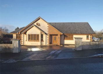 Thumbnail 3 bed detached bungalow for sale in Boreland Terrace, Kirkinner, Newton Stewart, Dumfries And Galloway