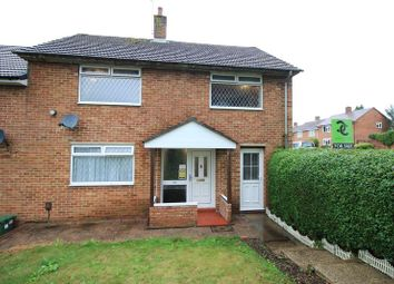 Thumbnail 4 bedroom semi-detached house for sale in Kingsclere Avenue, Southampton