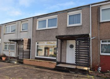 Thumbnail 3 bed terraced house for sale in Hazelgrove, Kilwinning
