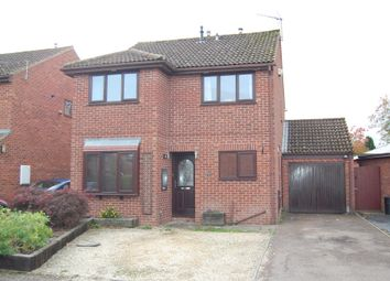 Thumbnail 3 bed detached house for sale in Wessington Drive, Hereford