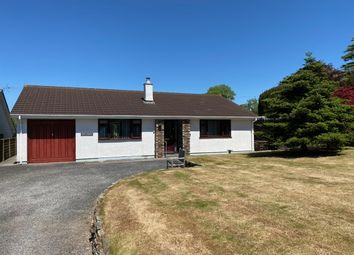 Thumbnail 3 bed bungalow for sale in Station Road, St. Mabyn, Bodmin