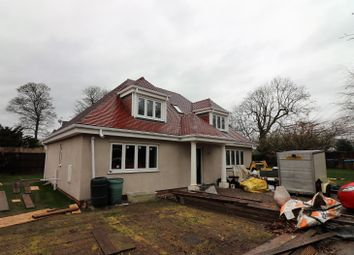 Thumbnail 3 bed detached house for sale in Earle Drve, Parkgate, Neston