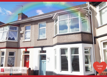 3 bed terraced house to rent in Warwick Road, Newport NP19