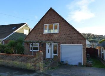 Thumbnail 3 bed bungalow for sale in Wellington Road, Denton, Newhaven, East Sussex