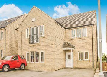 Thumbnail 2 bed flat for sale in Oakdale Grove, Wrose, Shipley