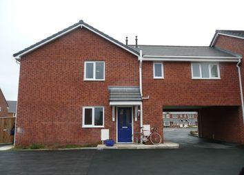 Thumbnail 2 bed property to rent in Darwen Fold Close, Buckshaw Village, Chorley