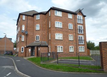 Thumbnail 2 bed flat to rent in Kilcoby Avenue, Manchester