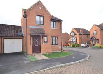 Thumbnail 3 bed detached house to rent in Nuneham Grove, 4Dh