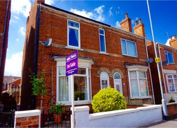 Thumbnail 3 bed semi-detached house for sale in Balfour Street, Gainsborough
