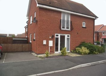 Thumbnail 1 bed semi-detached house to rent in Parsons Close, Fernwood, Newark