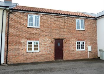 Thumbnail 2 bed terraced house for sale in The Cottage, Louth Road, Wragby