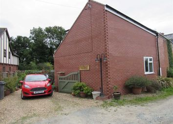 Thumbnail 1 bed semi-detached house to rent in Maesbury Marsh, Oswestry