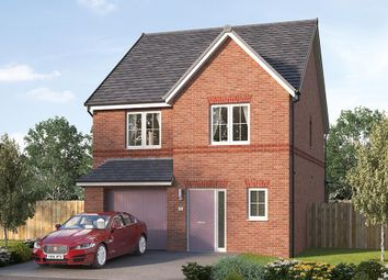 """Thumbnail 4 bed detached house for sale in """"The Narsbrook"""" at Wellfield Road North, Wingate"""