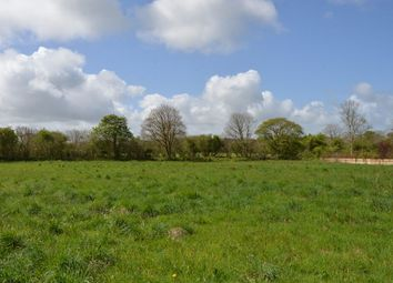 Thumbnail Land for sale in Development Site For 9 Detached Dwellings, Camelford