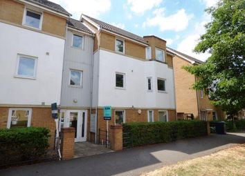 Thumbnail 2 bed flat for sale in Silver Hill, Hampton Hargate, Peterborough, Cambridgeshire