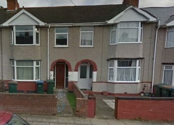 Thumbnail 3 bedroom terraced house to rent in Wykeley Road, Wyken, Coventry