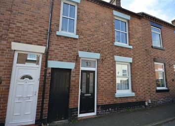 Thumbnail 3 bed terraced house for sale in Victoria Street, Stone