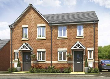 Thumbnail 2 bed detached house for sale in Plot 167, Canford, Hele Park
