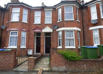 Thumbnail 3 bed terraced house to rent in Cecil Avenue, Shirley, Southampton