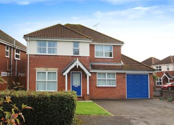 Thumbnail 4 bed detached house for sale in Honeysuckle Close, Littlehampton