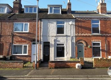 Thumbnail 3 bed terraced house to rent in Stanley Street, Gainsborough