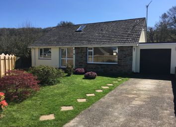 Thumbnail 4 bed bungalow for sale in Speedwell Close, Millbrook, Cornwall