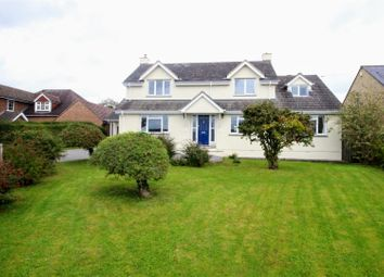 Thumbnail 5 bedroom detached house for sale in Woodview, Upper Pavenhill, Purton, Swindon