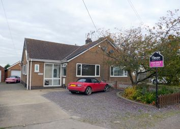Thumbnail 2 bed bungalow for sale in Station Road, Burstwick, East Riding Of Yorkshire