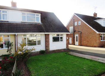 Thumbnail 3 bed semi-detached bungalow for sale in Tynings Close, Kidderminster