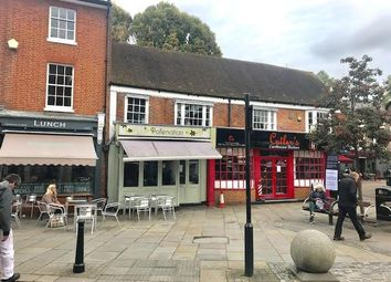 Retail premises to let in Cornmarket, High Wycombe, Bucks HP11