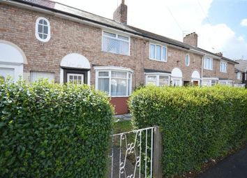 Thumbnail 2 bed terraced house for sale in Windfield Road, Garston